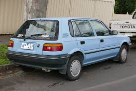 toyota hatchback file 1989 toyota corolla ae92 cs 5 door hatchback 2015 07 14
