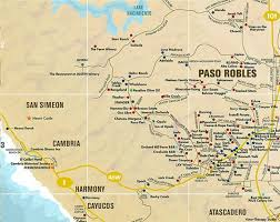 paso robles winery map 62 best highway 46 wineries images on wineries wine