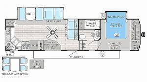 c trailer floor plans four winds travel trailer floor plans fresh class c rv floor plans