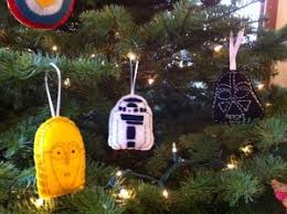 wars ornaments in crafts