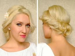 medium length hairstyle tutorials simple updo hairstyles for medium hair 15 cute easy hairstyle