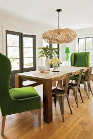 Two Unique Rustic Dining Room Sets Stylish Dining Room Decorating Ideas Southern Living