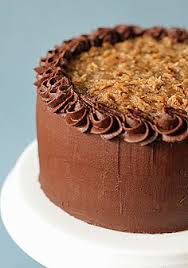 six layer german chocolate cake very tall 6 layer cake