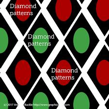 diamond swatches illustrator patterns