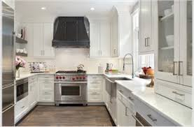 Transitional White Kitchen - kitchens kitchens remodeling services in nj