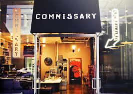 coffee commissary restaurants in fairfax district los angeles