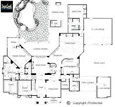 luxury home floor plans custom home plans low cost luxury homes hill country