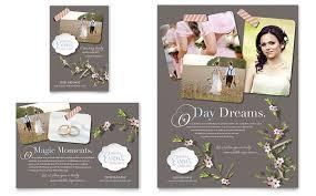 wedding flyer wedding event planning flyers templates designs