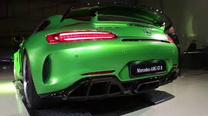 mercedes green angry sound of green hell beast mercedes amg gt r gtr by gcos