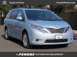 toyota awd cars 2017 new toyota sienna limited premium awd 7 passenger at toyota