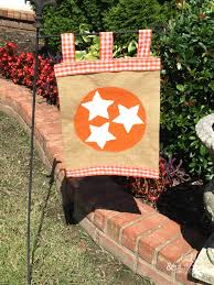 Prayer Flags Diy Burlap Tristar Tennessee Flag Diy Doodles U0026 Stitches