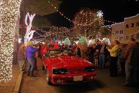holiday lights safari 2017 november 17 asheville holiday events nov dec