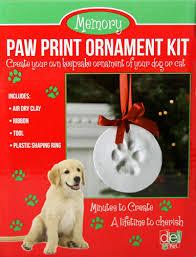 animal pawprint ornament kit dennis east international