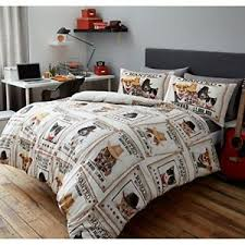 themed duvet cover animal themed duvet quilt cover bedding sets cats dogs