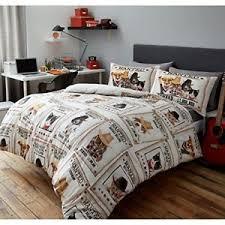 themed duvet cover animal themed duvet quilt cover bedding sets cats dogs