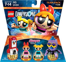 lego dimensions powerpuff girls team pack blossom