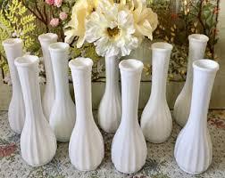 wedding centerpieces vases milk glass vases for wedding centerpiece vases table