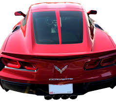 c7 corvette painted rear split window trim rpidesigns com