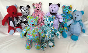 remembrance teddy bears home