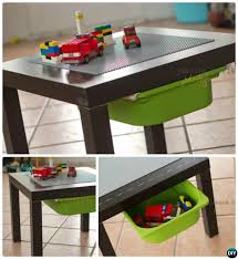 Lego Table Ikea by Diy Lego Table Projects Picture Instructions