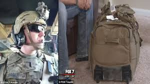 United Airlines Bags Soldier Is Charged 200 By United Airlines For His Overweight