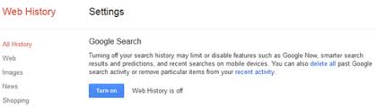 delete search history android how to delete search data informationweek