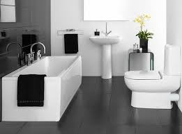 bathroom tile ideas 2011 22 best bathrooms with black tiles images on black
