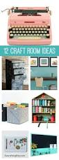 Craft Rooms Pinterest by 203 Best Home Craft Room Ideas Images On Pinterest Craft