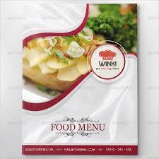 restaurant menu template 44 free psd ai vector eps