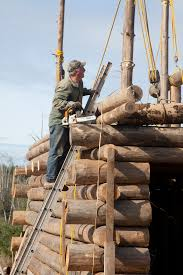 Rebar Worker Stacking Logs Logcabinfromscratch Page 2