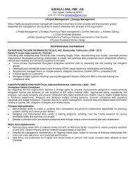 Pmp Resume Download Performance Engineering Architect Manager Pmp In San