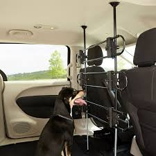 solvit deluxe tubular car barrier for dogs chewy com