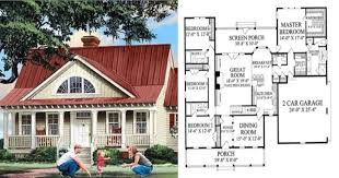 Great Room Floor Plans Single Story Imagine Your Future Home With These 6 Single Story Farmhouse Floor