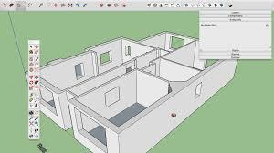 help with sketching floor plan sketchup sketchup community