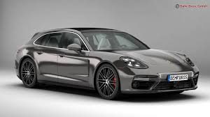 porsche panamera turbo custom porsche panamera sport turismo turbo 2018 3d model vehicles 3d