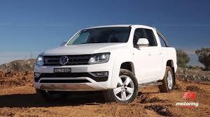 vw amarok volkswagen amarok 2017 review motoring com au