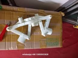 commercial extractor fan motor heavy hammer exhaust fan belt pulley hub and push rod extractor fan