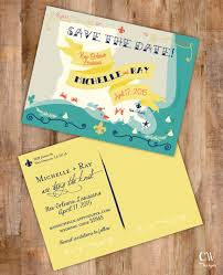 New Orleans Louisiana Map by Cw Designs Custom Wedding Maps Invitations Save The Dates