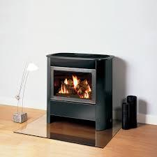 gas stove gazco steel manhattan medium high efficiency 78