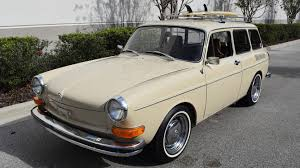 volkswagen squareback blue 1971 volkswagen squareback wagon j60 kissimmee 2016