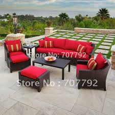 buy resin wicker patio furniture and get free shipping on