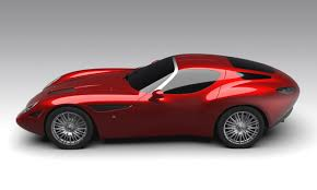 maserati 450s gawp at the drop dead gorgeous zagato mostro only motors