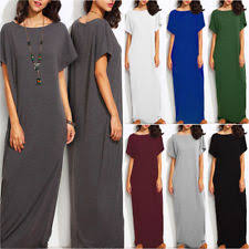 womens summer maxi dresses ebay