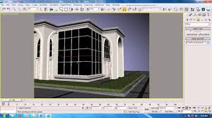 tutorial rendering exterior house dengan 3dsmax 2009 by raka