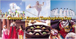 chuseok korean thanksgiving day official korea tourism