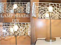 awesome lamp shades diy diy sequin lamp shade youtube home decor