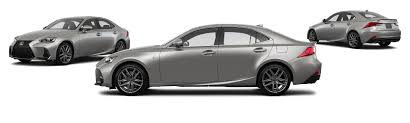 2017 Lexus Is 200t 4dr Sedan Research Groovecar