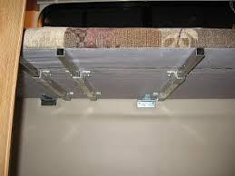 Rails For Bunk Beds Escape Trailer Bunk Bed Rail Fiberglass Rv