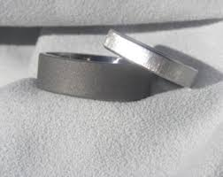 His And His Wedding Rings by His And Hers Wedding Bands Etsy