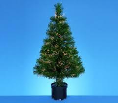 small fiber optic christmas tree christmas lights decoration